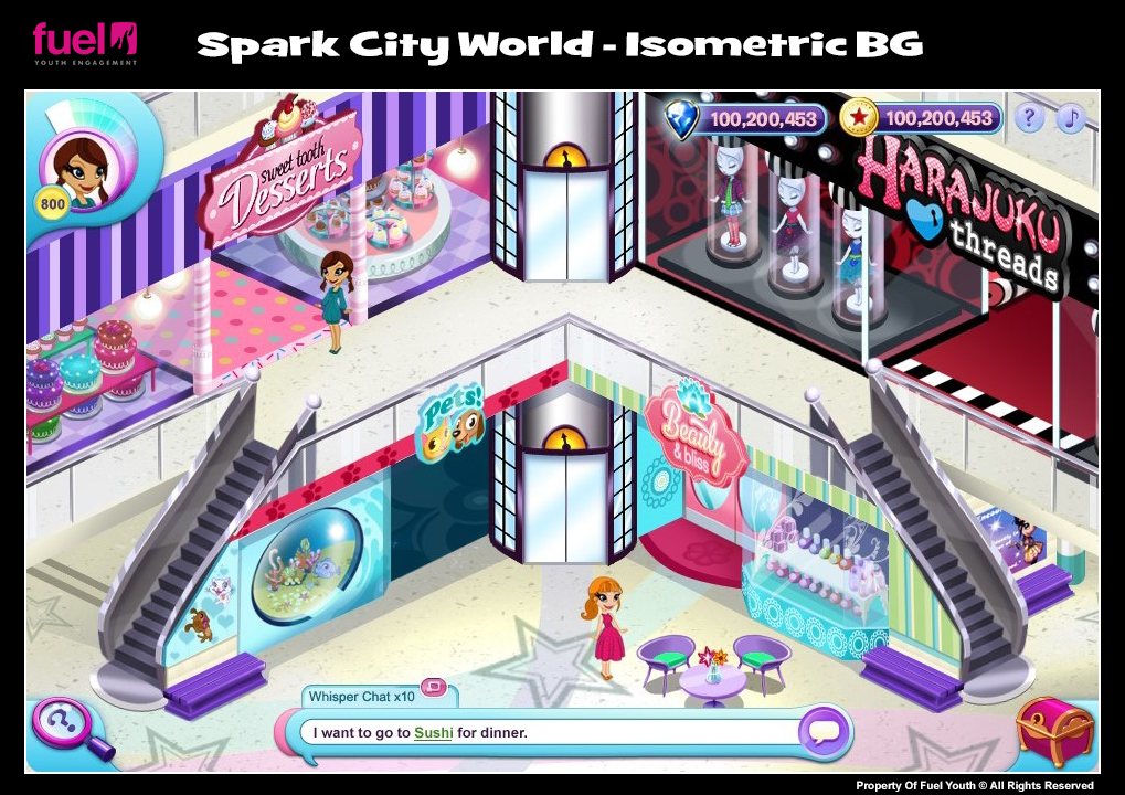 spark city world sign up